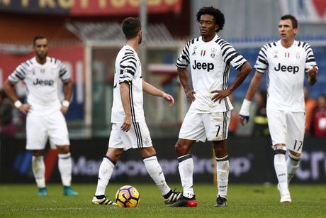 Juventus co hiep dau toi te nhat 11 nam qua - Anh 1