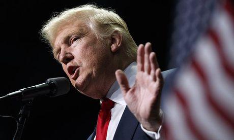 Donald Trump cho rang hang trieu nguoi My da bo phieu khong hop phap - Anh 1