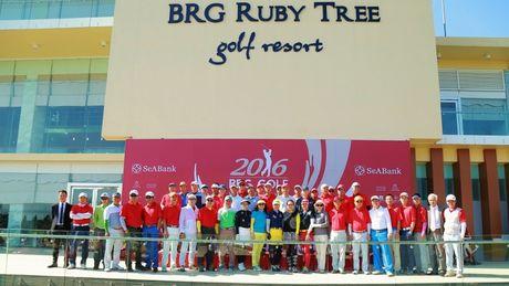 260 golf thu tham du Ngay hoi BRG Golf Ha Noi Festival - Anh 1