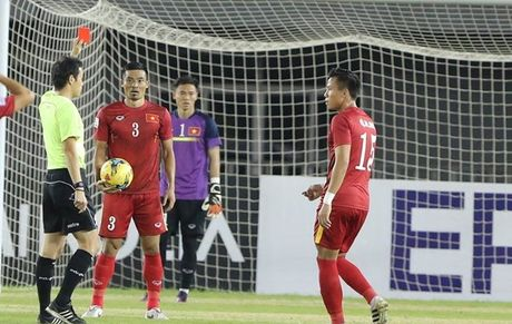 AFF Cup 2016: AFC ra phan quyet ve an treo gio cua Dinh Luat - Anh 1