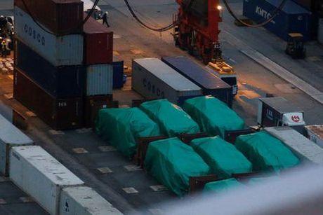 Vu giu 9 xe boc thep: Hoan Cau doi Singapore cat quan he quan su voi Dai Loan - Anh 1