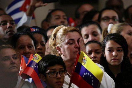 The gioi buon lang le tu biet ong Fidel Castro - Anh 4