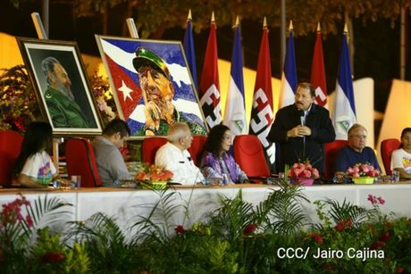 The gioi buon lang le tu biet ong Fidel Castro - Anh 5
