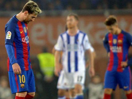 Gap dop 10 nam, Barca - Messi te chua tung thay - Anh 1