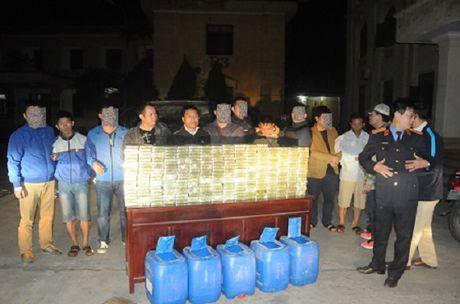 Phu Tho: Pha chuyen an ma tuy khung thu giu 300 banh heroin - Anh 1