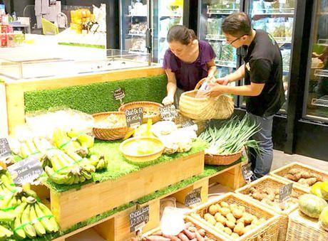 Xu huong organic chi phoi thi truong tieu thu thuc pham - Anh 1