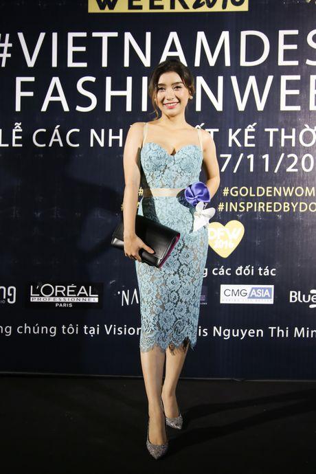 Thanh Ha dong vien Vuong Thu Phuong tro lai showbiz - Anh 5