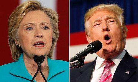 Ong Trump chi trich ba Clinton vi ung ho kiem phieu lai - Anh 1