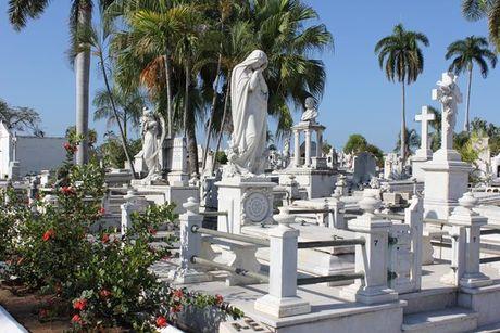 Tro cot lanh tu Fidel Castro se an tang o Santiago de Cuba - Anh 2