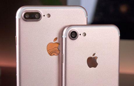 iPhone 7 ro song gay hai den nao? - Anh 1