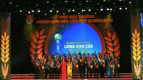 Agribank dong hanh cung phong trao thanh nien lap nghiep, sang tao - Anh 1