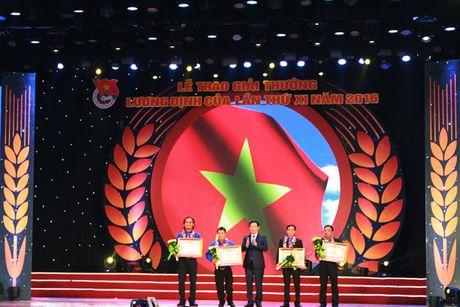 Agribank dong hanh cung phong trao thanh nien lap nghiep, sang tao - Anh 2