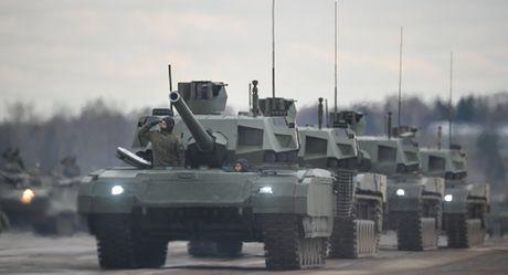 Bao Duc viet ve sieu tang T-14 Armata cua Nga - Anh 1