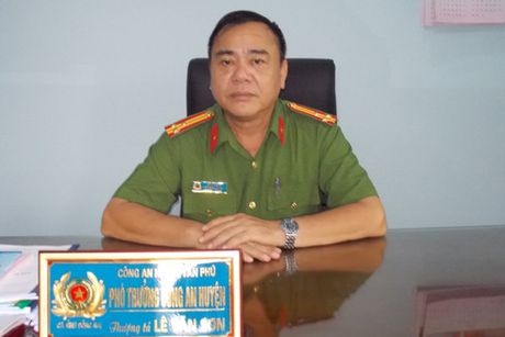 CAH huyen Tan Phu, Dinh Quan (Dong Nai): Tich cuc trong cong tac bao dam TTATGT - Anh 1