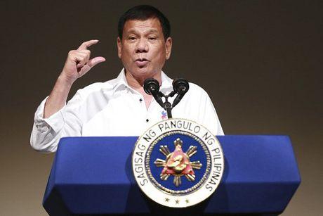 Philippines bac tin Tong thong Rodrigo R. Duterte bi ngat - Anh 1