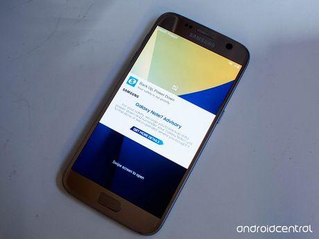 Nguoi dung ROM cua Galaxy Note 7 bi Samsung yeu cau… tra may - Anh 1