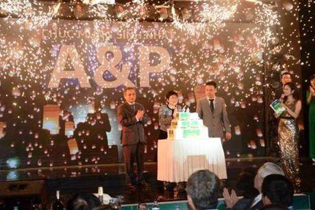 Ha Noi: A&P Group ky niem 20 nam thanh lap - Anh 1