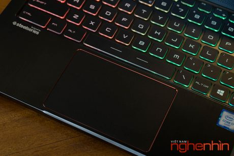 Danh gia gaming laptop sieu mong MSI GS63VR Stealth Pro - Anh 14