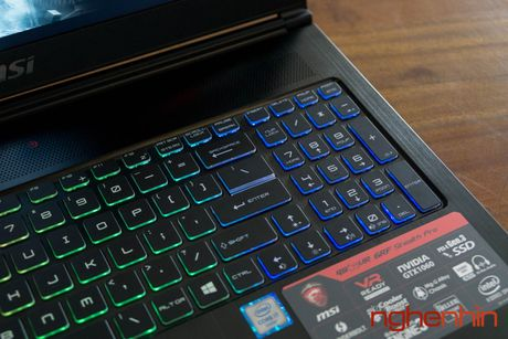 Danh gia gaming laptop sieu mong MSI GS63VR Stealth Pro - Anh 15