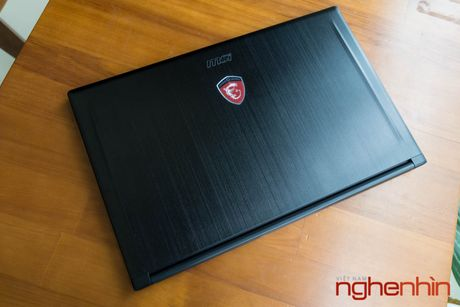 Danh gia gaming laptop sieu mong MSI GS63VR Stealth Pro - Anh 2