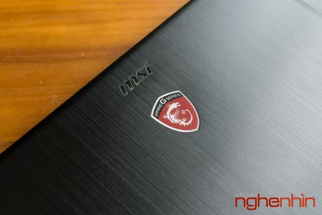 Danh gia gaming laptop sieu mong MSI GS63VR Stealth Pro - Anh 3