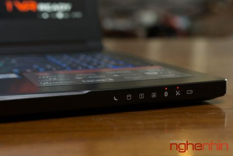 Danh gia gaming laptop sieu mong MSI GS63VR Stealth Pro - Anh 6