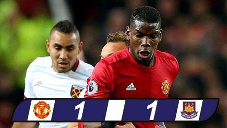 Bi West Ham cam hoa, M.U xa dan Top 4 - Anh 1