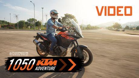 'Cam cuong' KTM 1050 Adventure 2017 nhieu cong nghe, gia hon 400 trieu dong tai Viet Nam - Anh 1