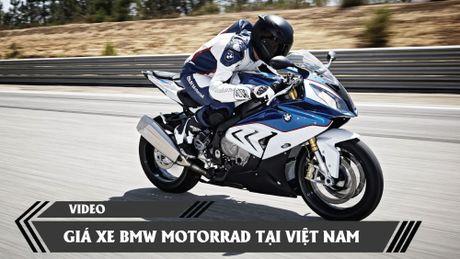 Gia xe BMW R NineT, R1200 GS, S1000XR... tai Viet Nam - Anh 1
