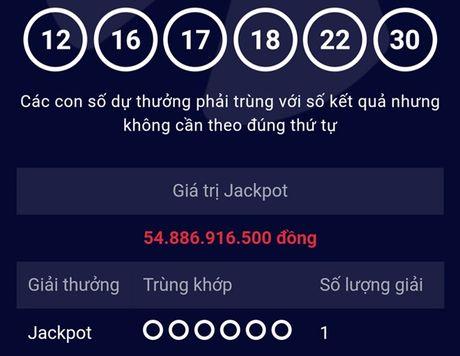 Chu nhan cua giai Jackpot tri gia 54,8 ty dong da gan lo dien - Anh 1