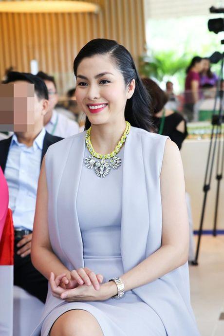 Nguoi ham mo hoai nghi Ha Tang dang mang thai - Anh 2