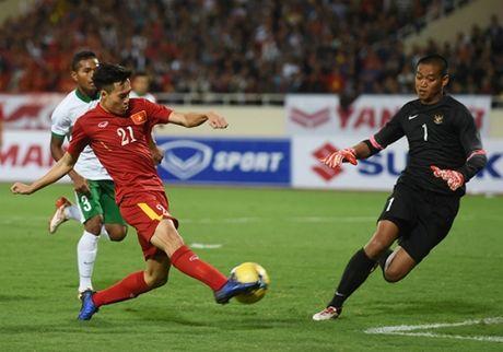 AFF chot san thi dau ban ket luot di giua Indonesia va Viet Nam - Anh 1