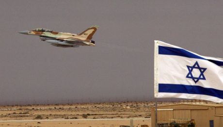 Israel khong kich IS tren cao nguyen Golan - Anh 1