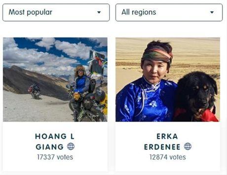 Cong dong keu goi 'vote' cho nguoi Viet chinh phuc Bac Cuc - Anh 7