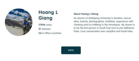 Cong dong keu goi 'vote' cho nguoi Viet chinh phuc Bac Cuc - Anh 9