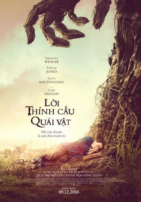 Bom tan rap phim: A Monster Calls - Loi thinh cau quai vat - Anh 1