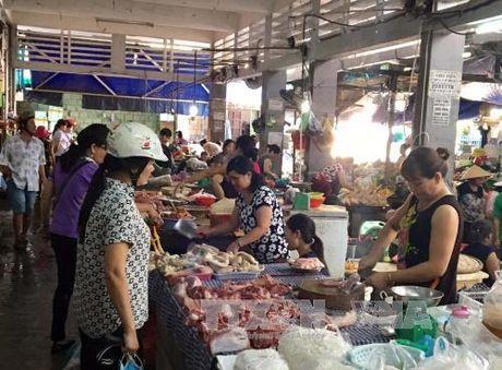 Thang 11, CPI tang do gia thuc pham tang kha manh - Anh 1