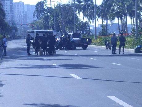 Manila pha bo vat the nghi bom gan dai su quan My - Anh 1