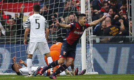 Giovanni Simeone khien Juventus chiu that bai nang ne - Anh 1