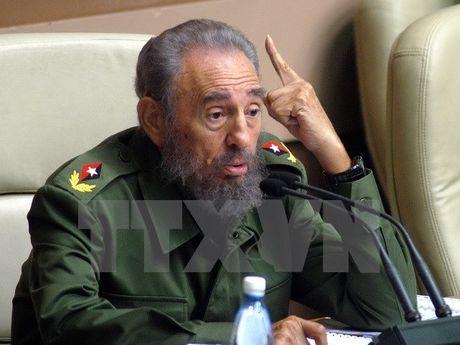 Venezuela, Trieu Tien de quoc tang tuong nho Lanh tu Cuba Fidel Castro - Anh 1