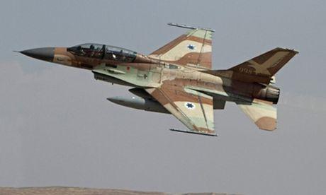 Israel lan dau dung do voi IS, diet 4 phien quan - Anh 1