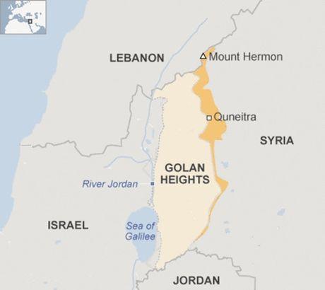 Israel lan dau dung do voi IS, diet 4 phien quan - Anh 2