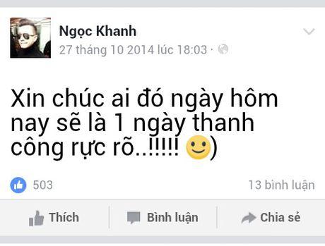 Xon xao nghi van Ngoc Khanh hen ho 'dan chi' Truong Ngoc Anh - Anh 11