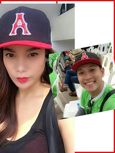 Xon xao nghi van Ngoc Khanh hen ho 'dan chi' Truong Ngoc Anh - Anh 1