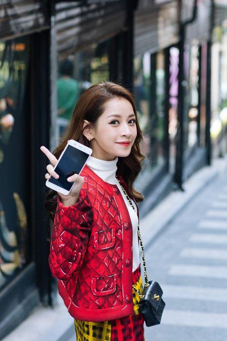 Hau WebTVAsia Awards, Chi Pu duoc truyen thong chau A 'vay kin' - Anh 15
