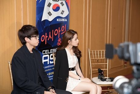 Hau WebTVAsia Awards, Chi Pu duoc truyen thong chau A 'vay kin' - Anh 7