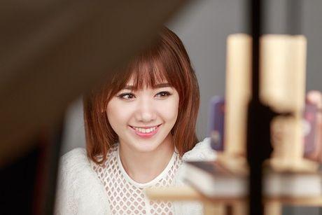 Hari Won lan dau hat live 'Yeu khong hoi han', tiet lo se som tung hit moi - Anh 6