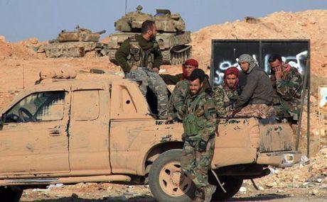 Quan doi Syria cho phe doi lap hung 'that bai lon nhat' o Aleppo - Anh 1