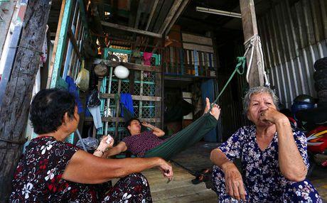 Nguoi Sai Gon song lan lon trong 20.000 can nha 'xom nuoc den' - Anh 11