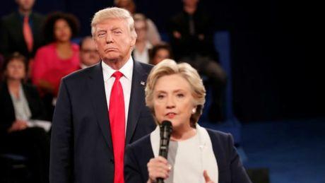 Ong Trump tu tin thang ba Clinton ca ve so phieu pho thong - Anh 1